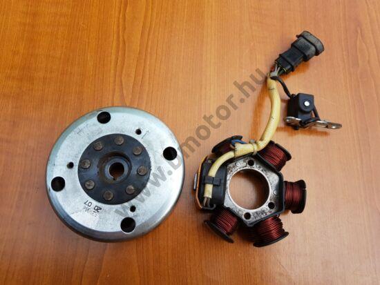 Piaggio NRG 50 MC4 Gyújtás - karburátoros - vízhűtéses