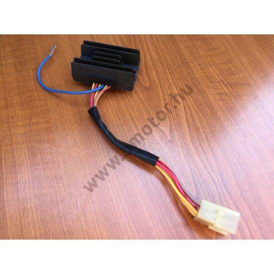 Aprilia RS 125 GPR Feszültség szabályzó
