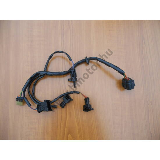 Aprilia RXV, SXV 450 550 Fojtószelep vezetékelés