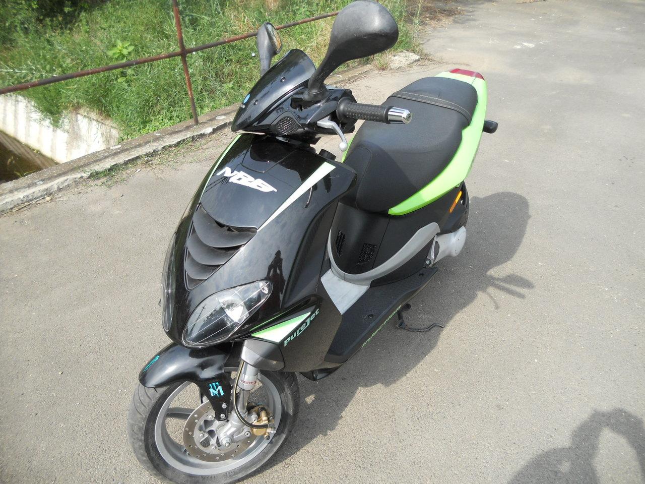 Piaggio NRG 50 MC4