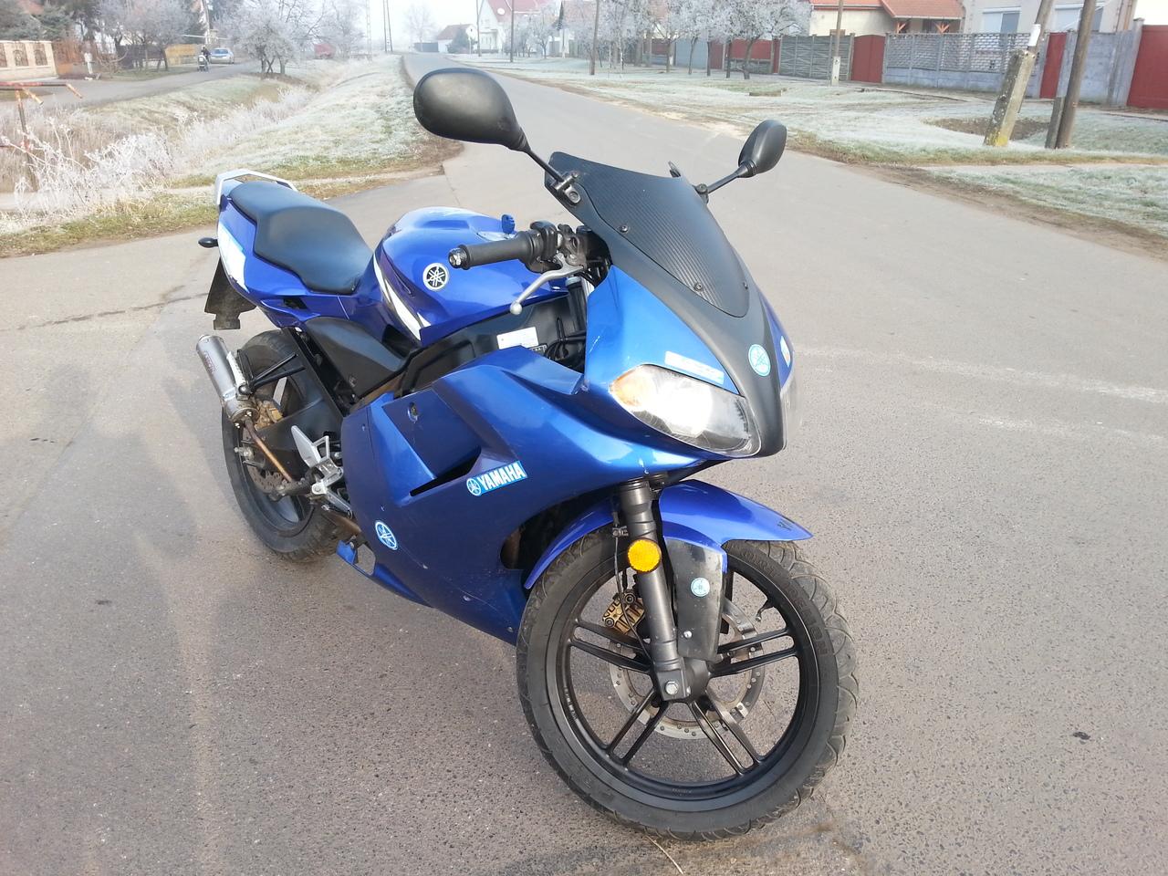Yamaha TZR 50 bontás